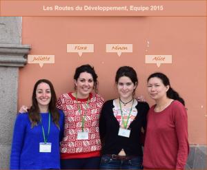 Equipe 2015 LRDD
